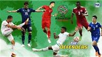 Quế Ngọc Hải vào top 6 hậu vệ đáng xem nhất ASIAN Cup 2019