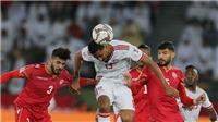 Video clip UAE 1-1 Bahrain: Hưởng phạt đền gây tranh cãi, chủ nhà thoát trắng tay