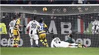 VIDEO Juventus 3-3 Parma: Ronaldo lập cú đúp, Juve vẫn trả giá vì hàng thủ