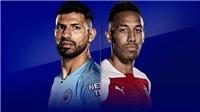 Man City vs Arsenal: 3 điểm cho chủ nhà?