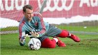Cúp C1 châu Âu: Manuel Neuer chấn thương, Bayern Munich lo sốt vó