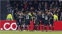 ĐIỂM NHẤN Ajax 1-2 Real Madrid: Bản lĩnh 'ông trùm' Champions League. Santiago Solari 'ghi điểm'