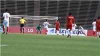 ĐIỂM NHẤN U22 Việt Nam 0-1 U22 Indonesia: Đối thủ chơi quá xấu. U22 Việt Nam chơi quá tệ