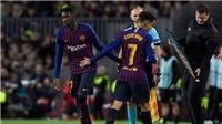 Coutinho tàng hình ở Barca: Điều gì đã xảy ra với 'ảo thuật gia' Brazil?