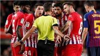 Diego Costa nhận án phạt treo giò cực nặng vì xúc phạm trọng tài, chửi mẹ trọng tài
