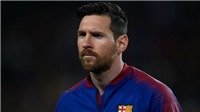 Messi vượt Ronaldo, là VĐV thể thao có thu nhập cao nhất thế giới