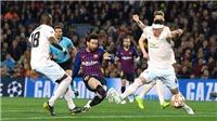 Messi hạ gục MU: Trước thiên tài, mọi đối thủ trở nên nhỏ bé
