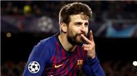 Gerard Pique: 'Messi hoàn hảo, không có điểm nào để chê. Solskjaer sẽ thành công với MU'