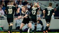 ĐIỂM NHẤN Tottenham 0-1 Ajax: 'Quái vật' Ajax. Spurs nhớ Son Heung Min, Harry Kane
