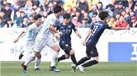 Incheon United 0-1 Pohang: Công Phượng chơi tốt nhưng Incheon United vẫn thất bại (FT)