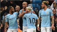 Man City: Các đồng đội kêu gào đừng sút trước khi Kompany lập 'siêu phẩm' sút xa