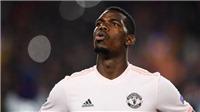BÓNG ĐÁ HÔM NAY: Tương lai của Pogba thêm sáng tỏ. Lộ lý do Ronaldo tức giận