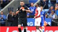 Fan Arsenal dọa giết vợ chồng trọng tài bắt trận Arsenal vs Leicester City