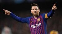 CHUYỂN NHƯỢNG Barca 20/5: Messi muốn Barca mua Salah. Griezmann không được chào đón ở Camp Nou
