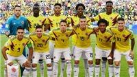 Colombia vs Qatar (3h00, 20/6): Không thể cản Colombia? Trực tiếp K+PM, FPT Play