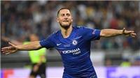 ĐIỂM NHẤN Chelsea 4-1 Arsenal: Quà chia tay tuyệt vời của Hazard. Arsenal trong vòng kim cô của số phận