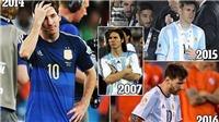 Argentina: Lionel Messi và nỗi cô đơn bất tận của một thiên tài
