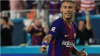 CHUYỂN NHƯỢNG Barca 5/6: Chờ đợi Neymar. Messi 'phủ quyết' Griezmann