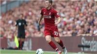 Andy Robertson đã trở thành món hời vô giá của Liverpool như thế nào?
