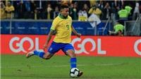 VIDEO Gabriel Jesus mở tỷ số, Brazil 1-0 Argentina