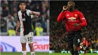 MU: Đổi Dybala lấy Lukaku là thương vụ khiến Juve thắng còn MU thua