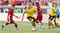 Video clip bàn thắng Liverpool 2-3 Dortmund: Liverpool thua trận đầu tiên