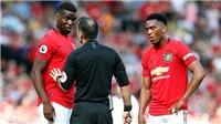MU 1-2 Crystal Palace: Ole chỉ trích trọng tài, đòi 3 quả phạt đền cho Quỷ đỏ