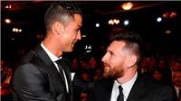 Ronaldo chỉ ra khác biệt lớn nhất với Messi