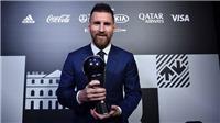 TIẾT LỘ: Van Dijk bầu Messi ở vị trí số 1, Messi không cho Van Dijk vào... Top 3