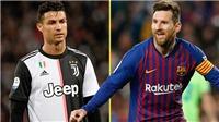 Messi đá xoáy Ronaldo: 'Tôi biết mình là siêu sao hàng đầu nên không cần khoe khoang như ai đó'