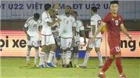 Điểm nhấn trận U22 Việt Nam 1-1 U22 UAE: Phòng ngự bất ổn, ông Park phải 'ra tay'. Điểm sáng Hoàng Đức