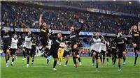 Sampdoria 1-3 Inter: Đá chính lần đầu, cựu sao MU ghi bàn rồi nhận... thẻ đỏ