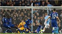 Man City 2-1 Chelsea: Bản lĩnh lên tiếng, Man Xanh ngược dòng thuyết phục