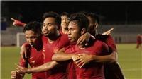 Tuyển Indonesia quá kém, U22 Indonesia cực đáng gờm: Khác biệt ở đâu?
