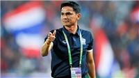 Thái Lan quyết giành lại vị thế số 1 Đông Nam Á: Kiatisuk có thể trở lại, thay thế Akira Nishino