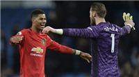 ĐIỂM NHẤN Man City 1-2 MU: Quỷ Đỏ 'đích thực'. Man City  chính thức đầu hàng Liverpool