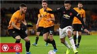 Wolves 0-0 MU: Quỷ đỏ phải đá lại, đối mặt lịch đấu khủng khiếp