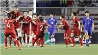 Việt Nam vô địch bóng đá nữ SEA Games: Tự hào quá những người hùng!