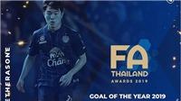 Xuân Trường ghi bàn đẹp nhất Thai League 2019. Cộng đồng mạng hết lời ca ngợi