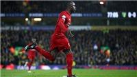 Norwich 0-1 Liverpool: Thắng tối thiểu nhờ Sadio Mane, Liverpool bỏ xa Man City 25 điểm