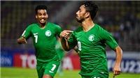 Bảng B U23 châu Á: Saudi Arabia chiếm thế thượng phong. Nhật Bản lâm nguy