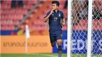 Báo nước ngoài chỉ ra 5 điểm nhấn trận U23 Thái Lan 5-0 U23 Bahrain