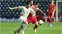 Cục diện Bảng D U23 châu Á: Jordan, Triều Tiên và cơ hội nào của U23 Việt Nam?