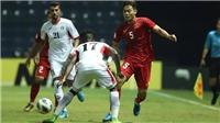 ĐIỂM NHẤN Việt Nam 0-0 Jordan: Ý đồ của ông Park thất bại. Việt Nam còn cơ hội