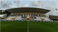NÓNG: Một loạt trận đấu ở Serie A bị hoãn vì virus corona