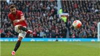 MU: Bruno Fernandes đặc biệt thế nào trong chiến thắng của MU ở derby Manchester?