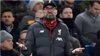 """Klopp: """"Cách Liverpool thua Watford mới đáng ngại, chứ thua trước Chelsea là bình thường"""""""