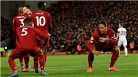 UEFA phủ nhận việc trao chức vô địch ngoại hạng Anh cho Liverpool