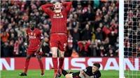 ĐIỂM NHẤN Liverpool 2-3 Atletico: Chủ nhà hay nhưng không may. Những người hùng từ ghế dự bị