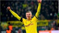 Lộ lí do Erling Haaland từ chối MU, gia nhập Dortmund